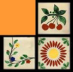Southwest Decor Mexican Ceramic Tile